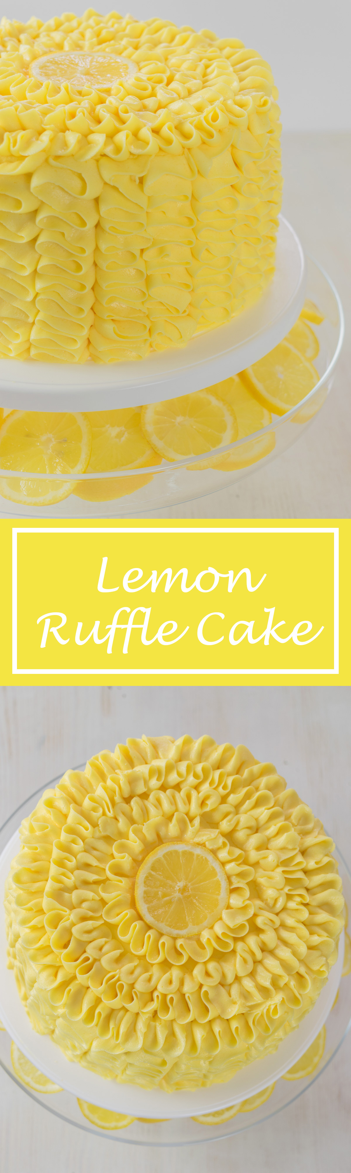 filled with lemon curd, yum!