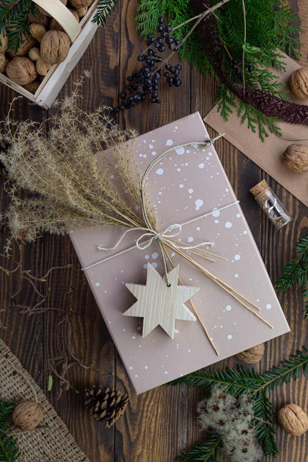 Ideen für Geschenkverpackungen: nachhaltig und schön